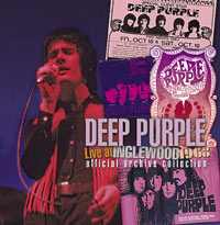 Обложка альбома Deep Purple «Inglewood — Live in California» (2002)