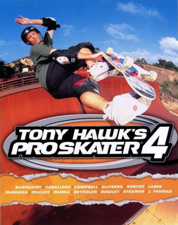 Скачать торрент tony hawk 4
