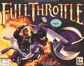 игра full throttle скачать