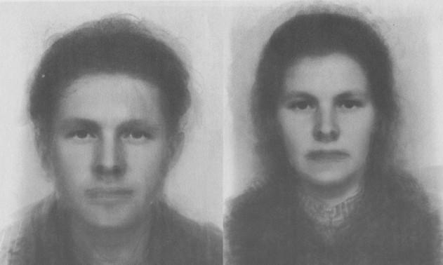 А типичные русские мужчины и женщины