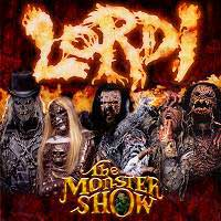 Обложка альбома Lordi «The Monster Show» (2005)