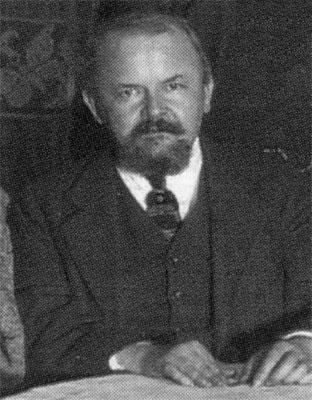 Григорий Николаевич Трубецкой. Около 1925г. (фрагмент фото)