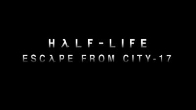 Халф-лайф побег из сити 17 - часть вторая  half-life