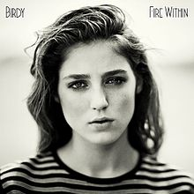 Обложка альбома Birdy «Fire Within» (2013)