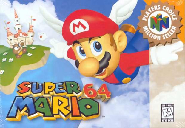 Mario обои (16 фото) для рабочего стола, скачать