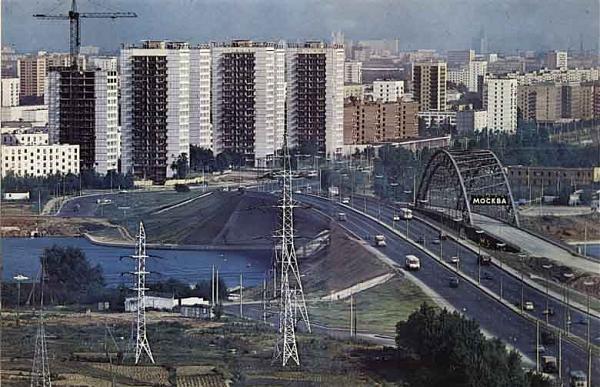 История города Химки