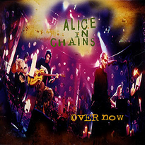 Обложка сингла Alice in Chains «Over Now» (1996)