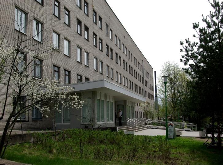 Больница святого владимира диагностическое отделение