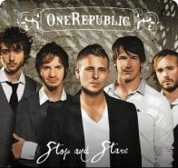 Обложка сингла «Stop and Stare» (OneRepublic, 2007)