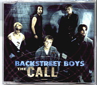 Обложка сингла Backstreet Boys «The Call» (2000)