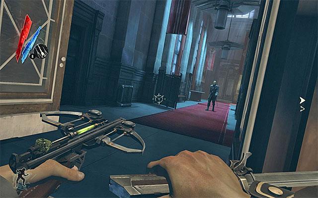 Игровой процесс и интерфейс dishonored