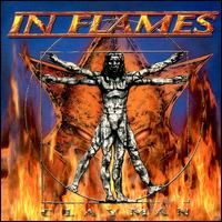 Обложка альбома In Flames «Clayman» (2000)