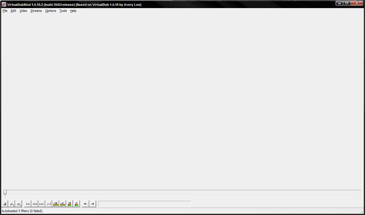 programa virtualdub em portugues