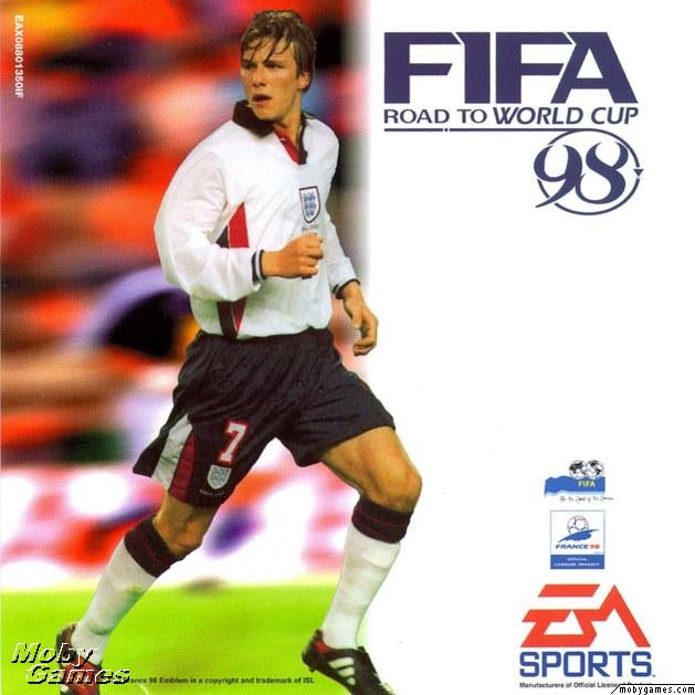 fifa 98 road to world cup � Википедия