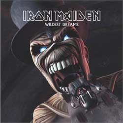 Обложка сингла Iron Maiden «Wildest Dreams» (2003)
