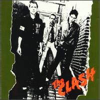 Обложка альбома The Clash «The Clash» (1977)
