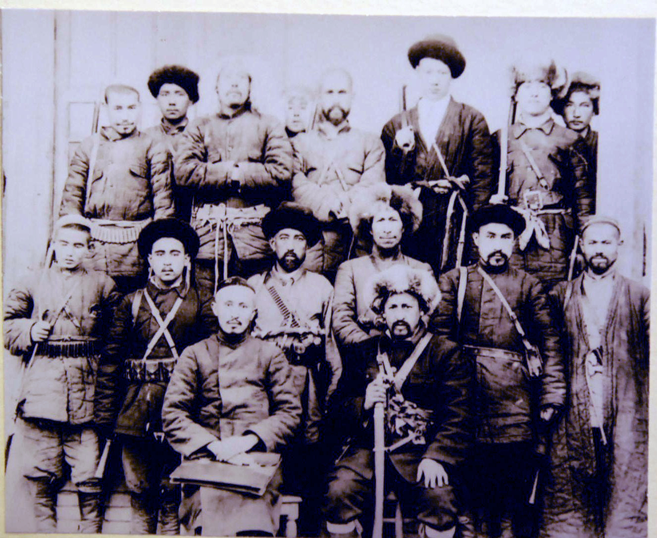 Кумульское восстание — Википедия