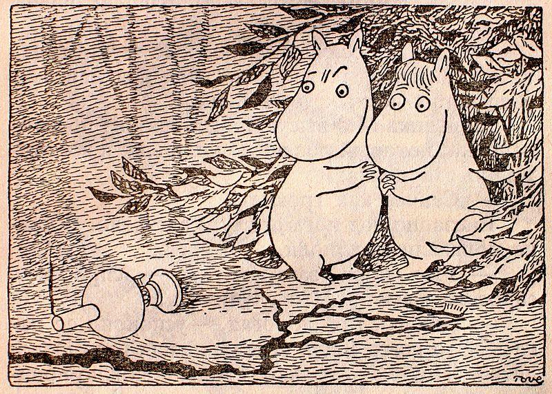 Файл:Янссон Туве Муми Тролли 1957.JPG