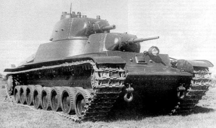 Т-100 (танк) — Википедия