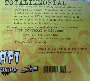 Afi Total Immortal Mp3 songs - Mp3Chor.com