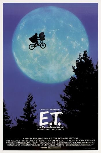 Файлet the extraterrestrial poster 01jpg � Википедия
