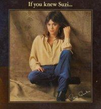 Обложка альбома Сьюзи Кватро «If You Knew Suzi…» (1978)