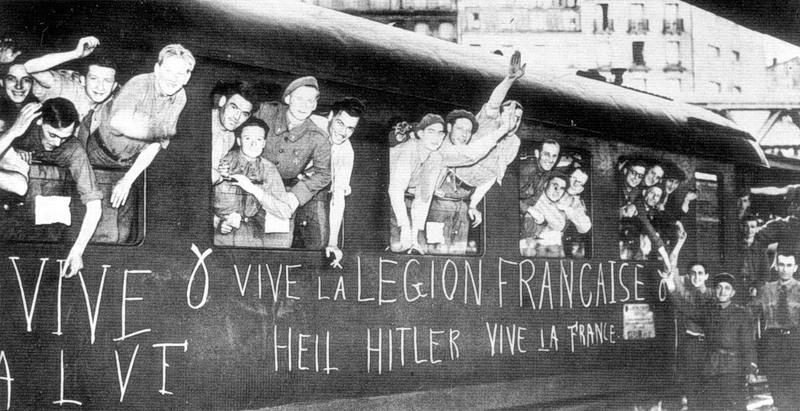 Легион французских добровольцев против большевизма — Википедия
