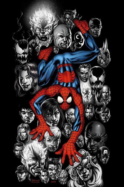 ultimate spiderman � Википедия