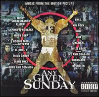 Обложка альбома «Any Given Sunday» (2000)