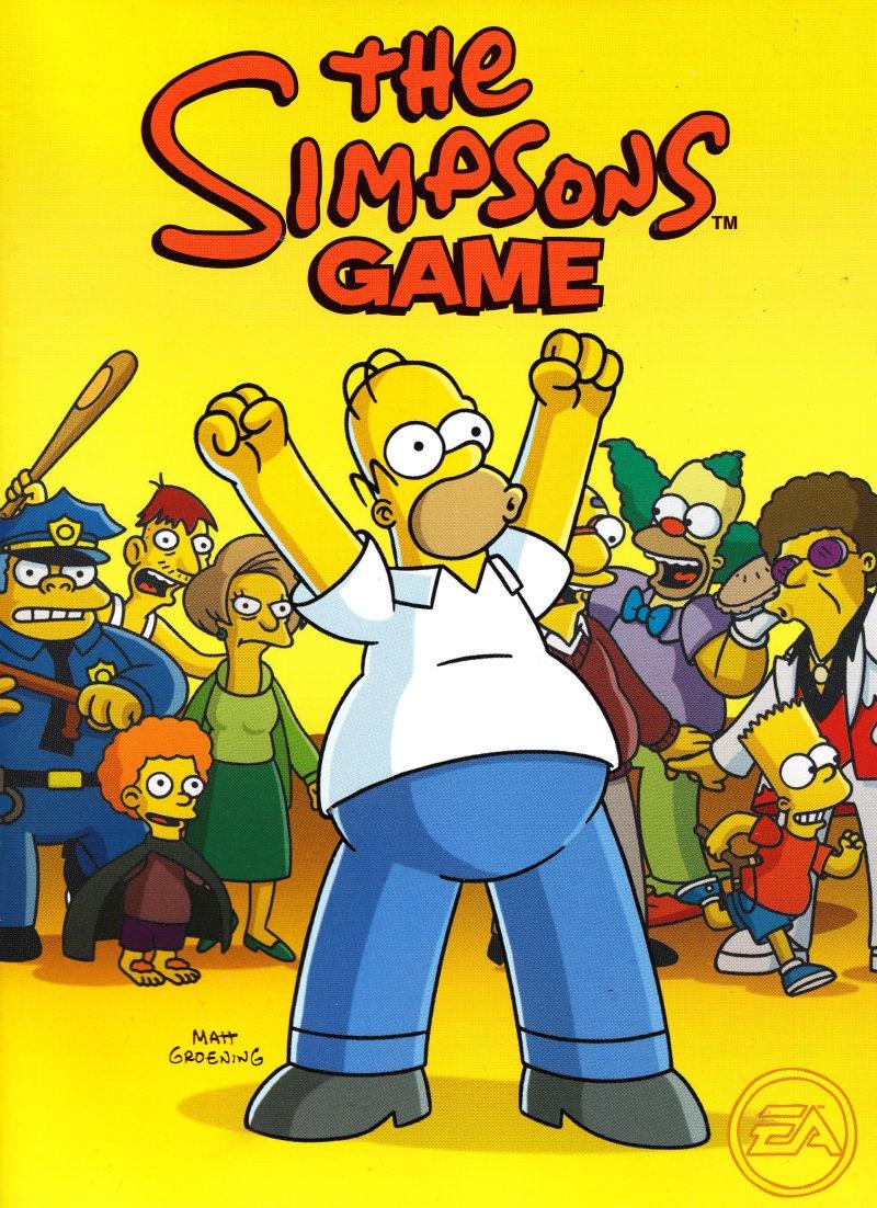 скачать игру зе симпсоны гейм - фото 3