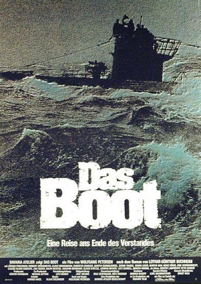 წყალქვეშა ნავი (ქართულად) - Das Boot / Подводная лодка (1981)