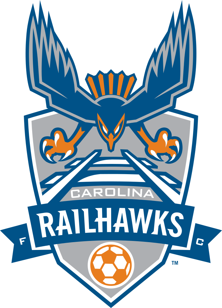 Carolina Railhawks logo.png