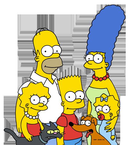 Симпсоны картинки на айпад