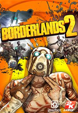 Продам steam ключ Borderlands 2.