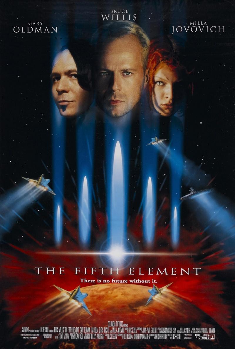 Пятый элемент (фильм) — Википедия