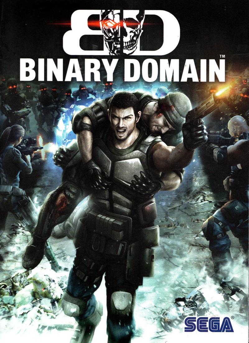 скачать игру Binary Domain через торрент от феникса - фото 6