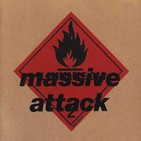 Обложка альбома Massive Attack «Blue Lines» (1991)