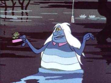 песня из мультфильма русалка