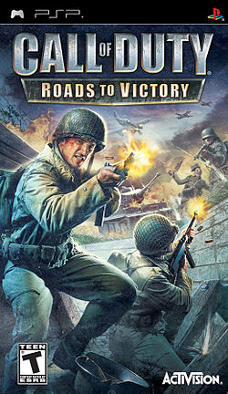 Call of duty roads to victory скачать игру