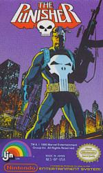 Обложка видеоигры The Punisher.png