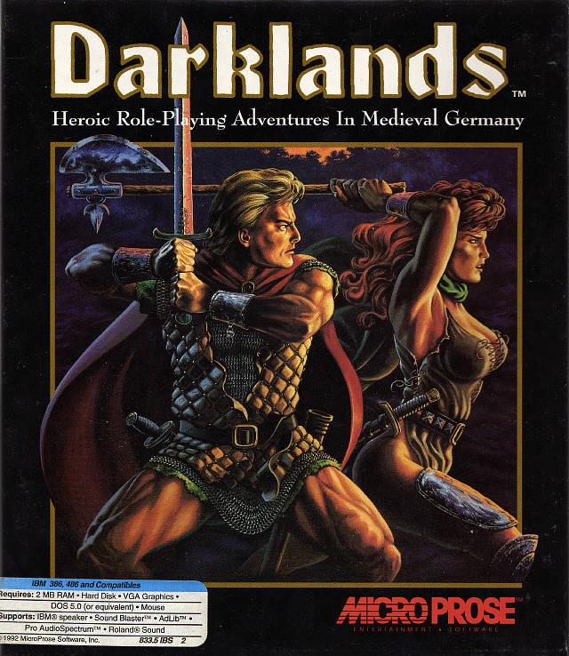 Dark Lands скачать торрент - фото 9