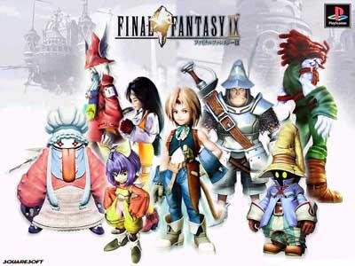 карточная игра final fantasy 9