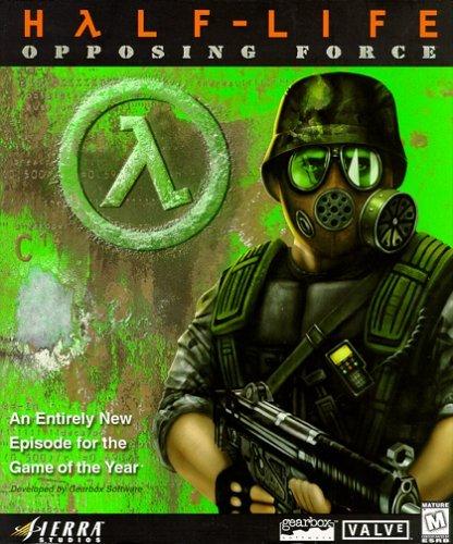 скачать игру халф лайф Opposing Force img-1
