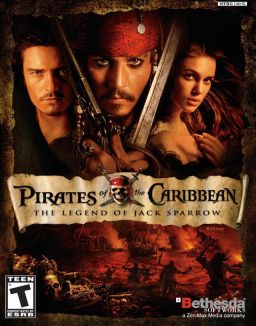Pirates of the Caribbean - The Legend of Jack Sparrow Coverart.jpg