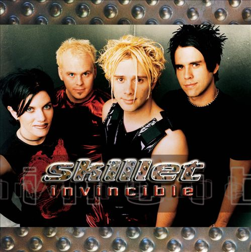 Invincible (альбом Skillet)