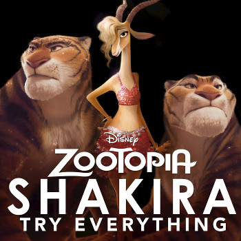 скачать песню shakira try everything