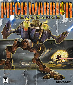 MechWarrior 4 - Vengeance Coverart.png