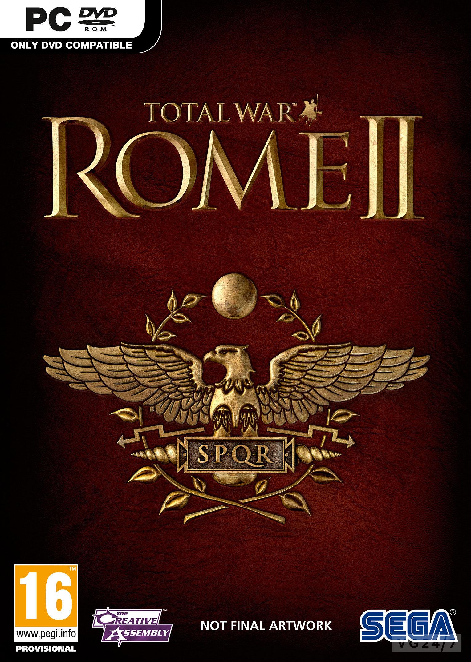 Игра total war rome 2