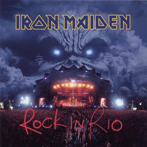 maiden rock single guys Singles and live albums from iron maiden somewhere back in time - the best of: 1980 - 198912/05/2008.