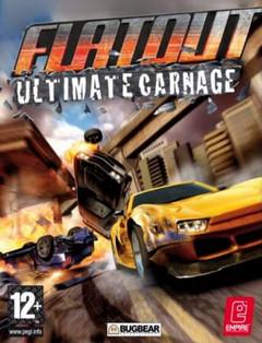скачать игру flatout ultimate carnage через торрент